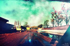 photo manipulation by Rosaliova