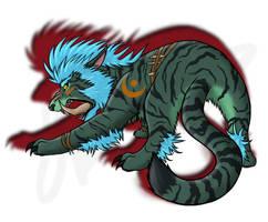 Troll Druid by JBpaw
