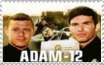 Adam-12 stamp by jazzlovessilkies