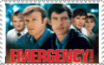 Emergency! stamp by jazzlovessilkies