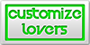 CustomizeLovers Logo-3 by Doom101don