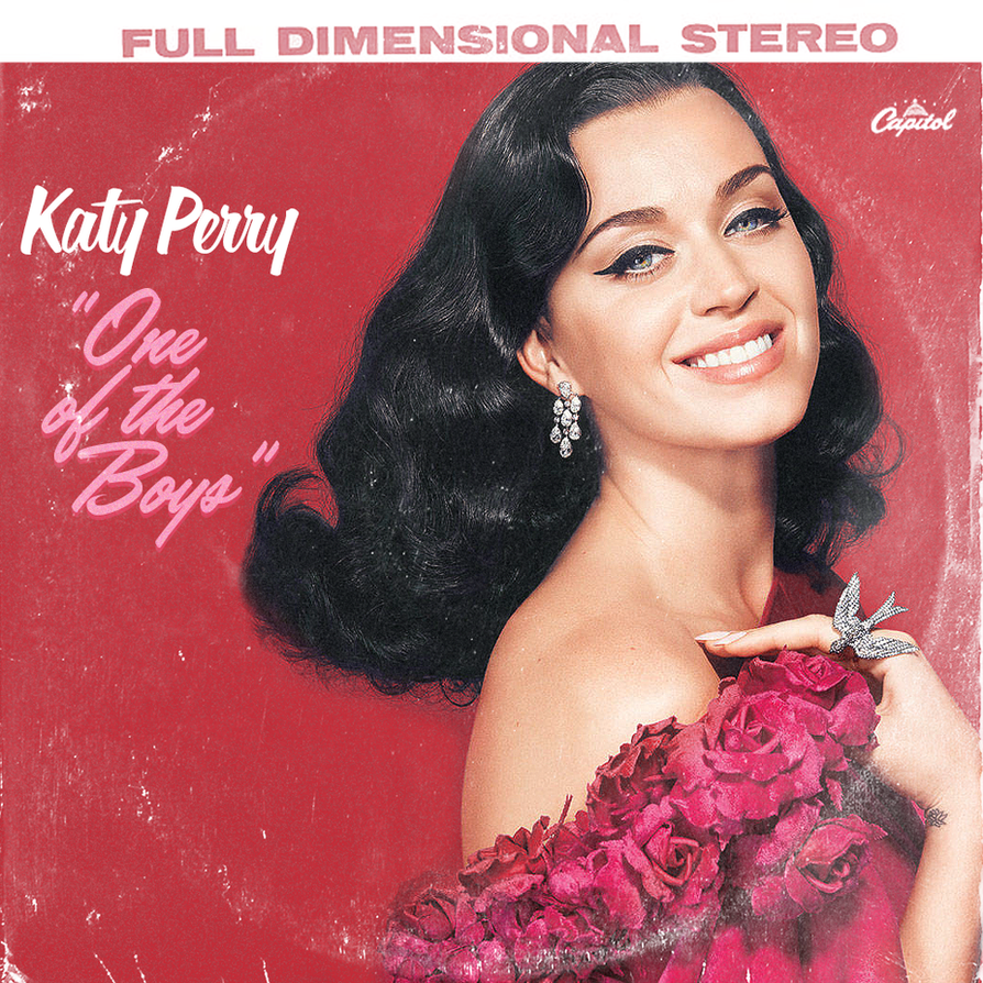 One of the Boys - Katy Perry by ghosttree