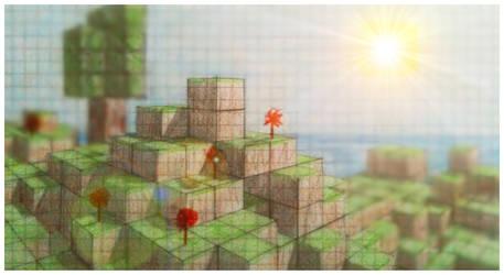 Minecraft by sklare