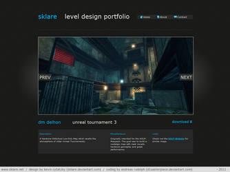 Simple Portfolio Design by sklare