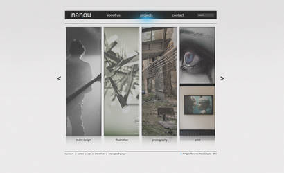 Simple Webdesign by sklare