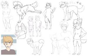 sketch dumppp? by shibuh