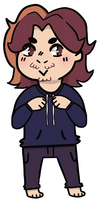 Arin Sticker! (Egoraptor/Game Grumps) by shibuh