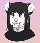 art trade - spirit_da_kitten by shibuh