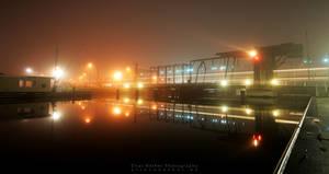 Electric Bridge by Scorpidilion