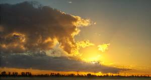 Wolkenschein by Scorpidilion