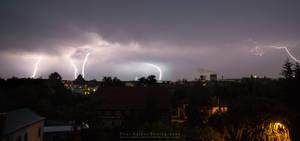 Storm Night by Scorpidilion