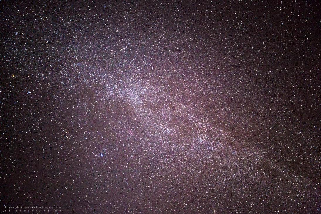 Winter Galaxy by Scorpidilion