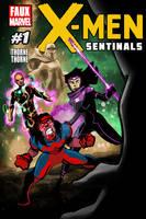 Fake Marvel Cover #14