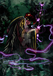 Raven Mage