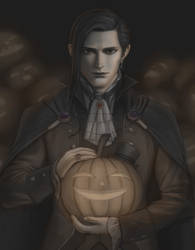 Halloween painting 2018