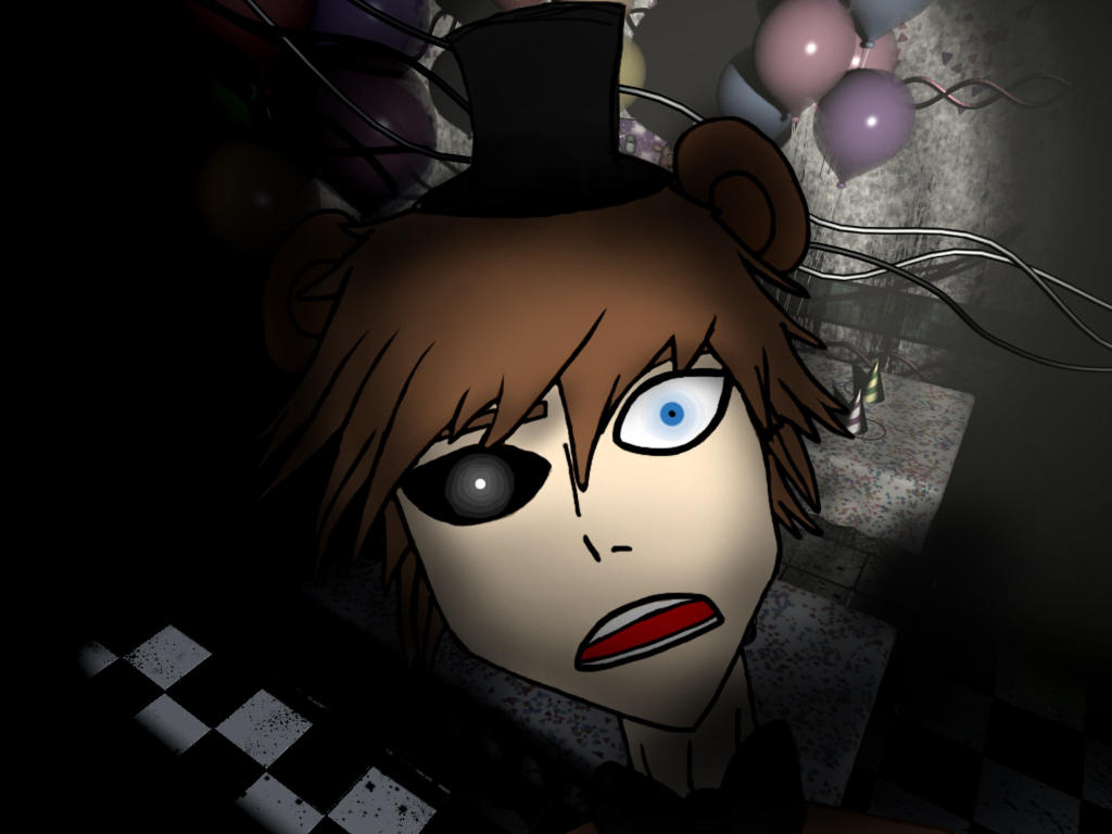 FNAF 2: Freddy In Party Room 3 By Kush-Migoni On DeviantArt