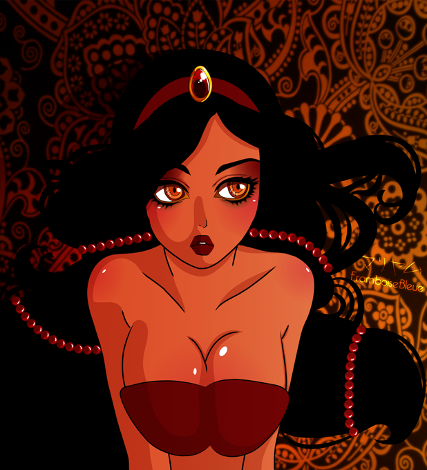 princess jasmine wallpaper