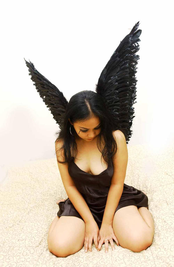 black wings by bumimanusiastock