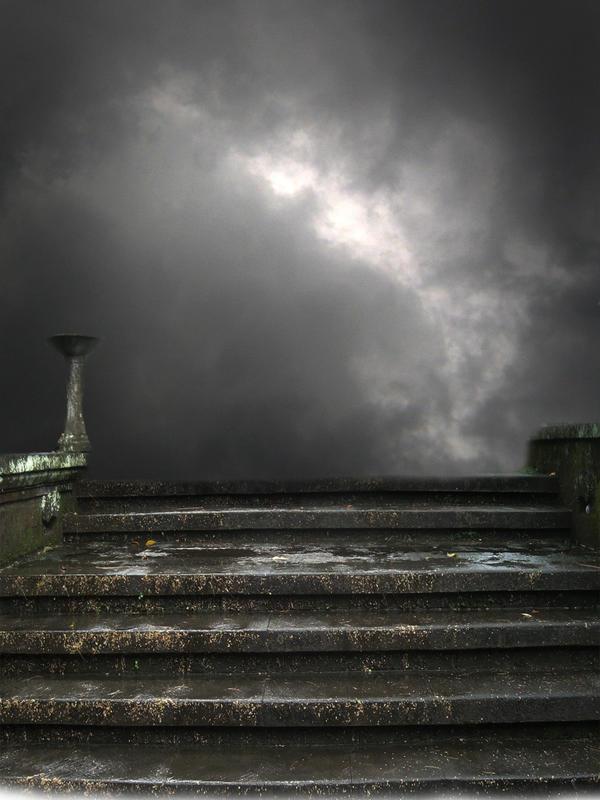 Gloomy by bumimanusiastock