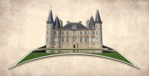 Chateau Pichon Longueville Baron i OOB