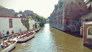 canal - bruges