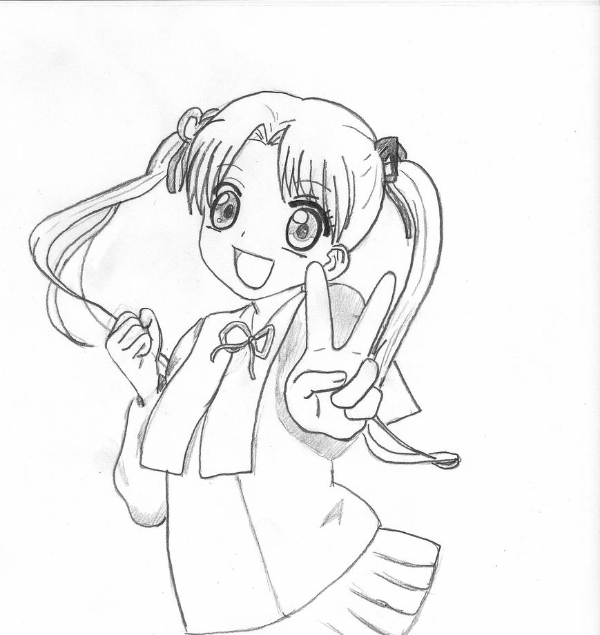 Gakuen Alice Coloring Pages Coloring Pages