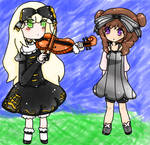 Contest Entry- AmeiHime and Marmaladecookie