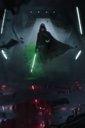 I am a Jedi, like my father before me