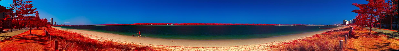 Broadwater, Wavebreak, Gold Coast, QLD, Australia by colinbm1