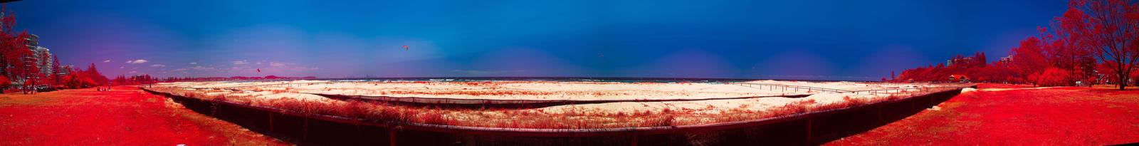 Kirra Beach, Gold Coast, Qld Australia Spring 2013 by colinbm1