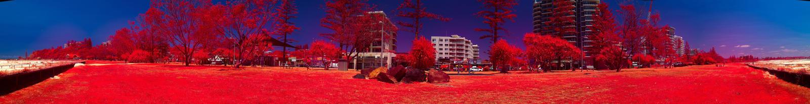 Kirra Shops, Gold Coast, Qld Australia Spring 2013 by colinbm1