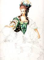 Marie Antoinette 2 by Smileyrunner