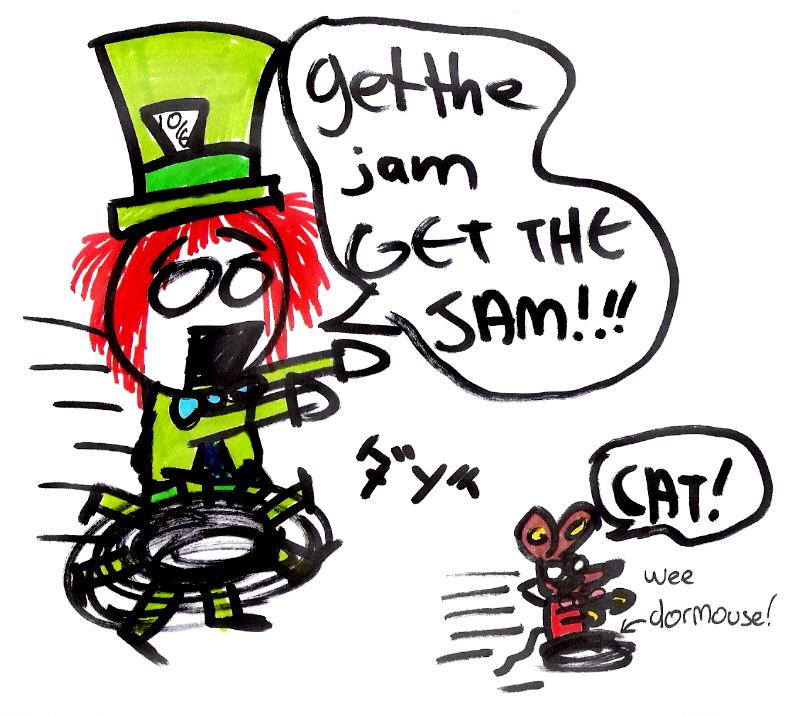 40. get the jam GET THE JAM by DanteDelacoix