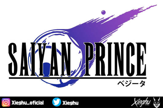 Saiyan Prince Fantasy