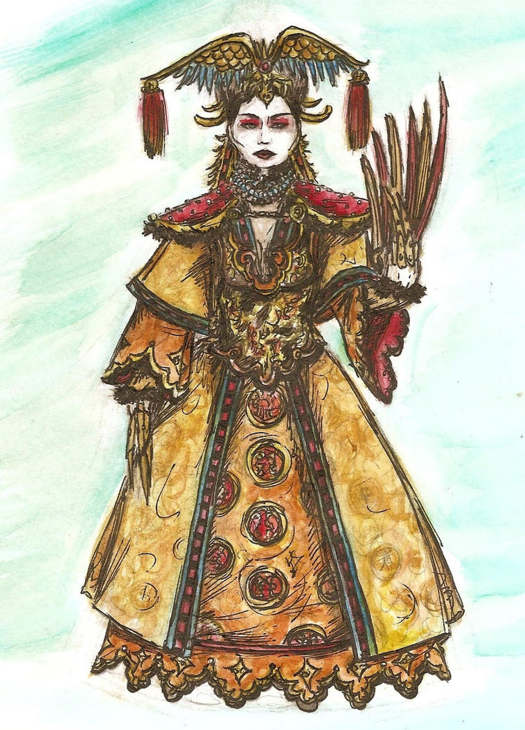 The Empress Iii: Multiculturalism For Steampunk