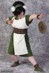 Toph Beifong Commission