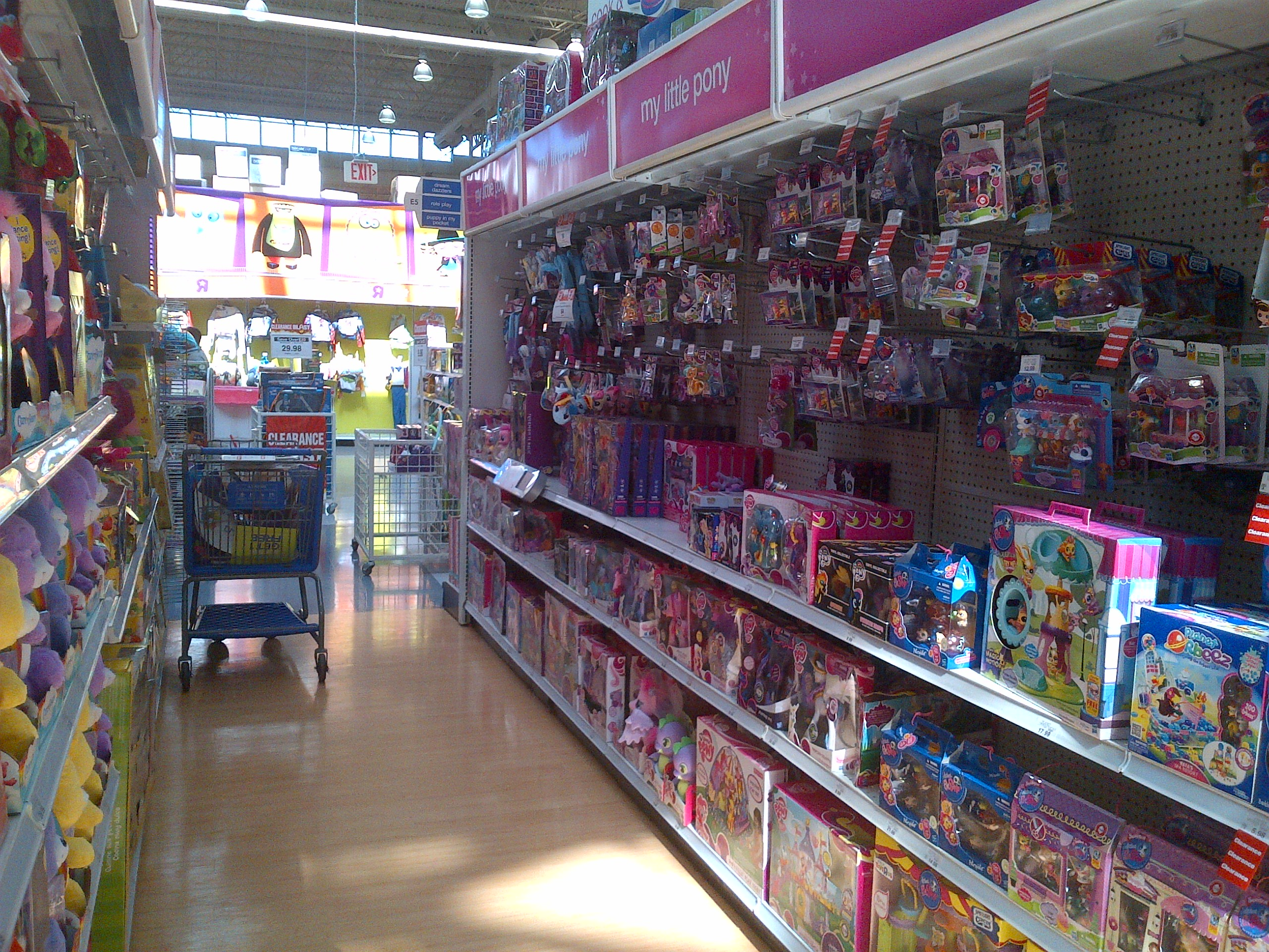 All Toys Toys R Us : All the mlp merchandise at toys r us by galvan on deviantart