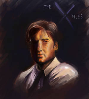 mulder from the X files