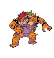 Bowser by jnsfw