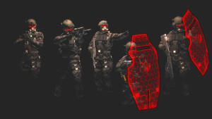 [Cycosian Universe] Order Soldiers Ver.2