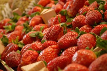 Strawberry Swing by 13thFox