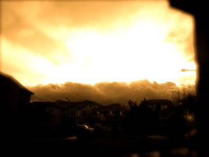 In Den Wolken..