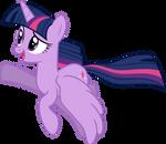 First Twilight Sparkle vector!