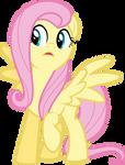 Surprised Fluttershy