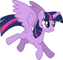 Twilight Happy by DecPrincess