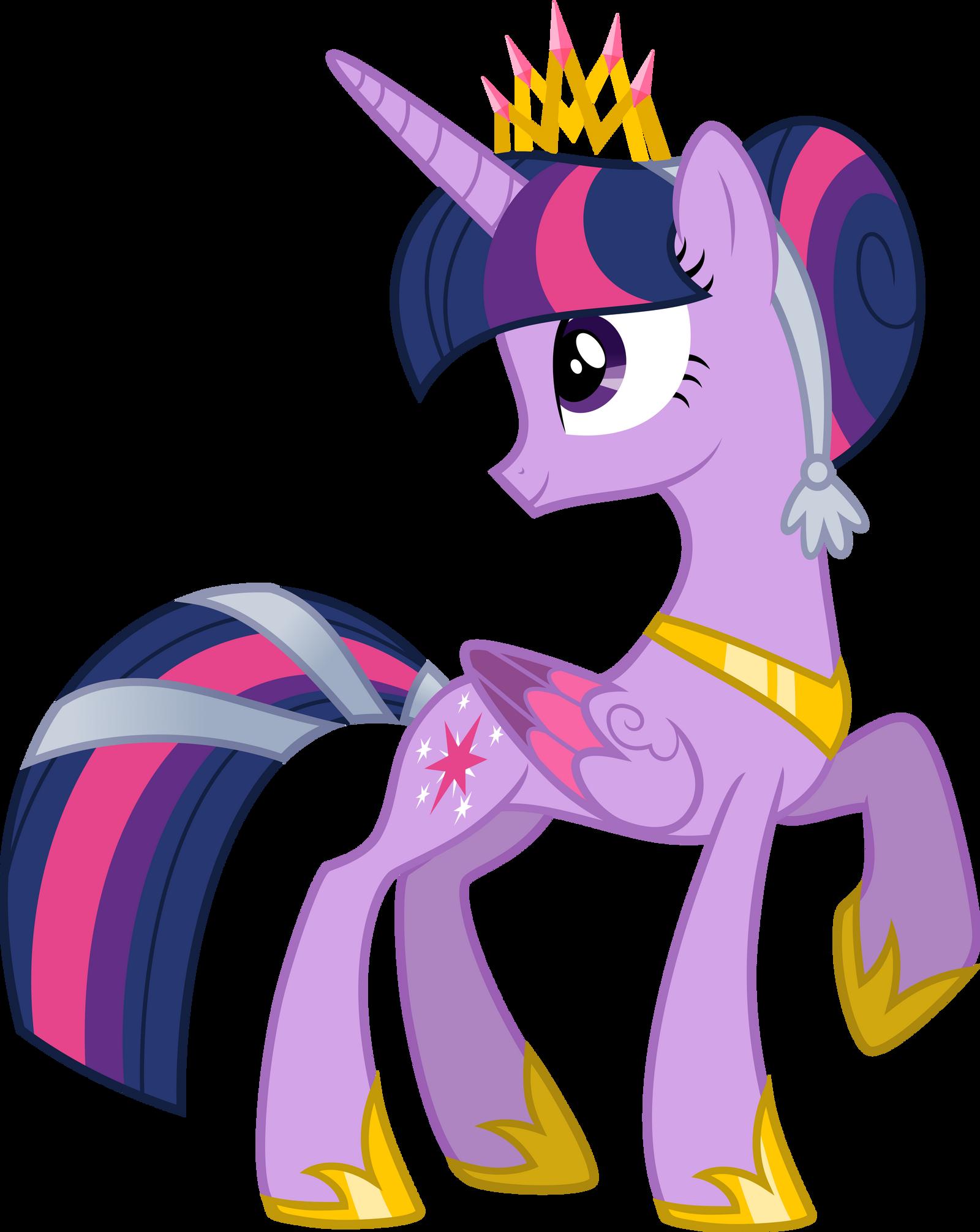 Princess Twilight Sparkle By DecPrincess On DeviantArt