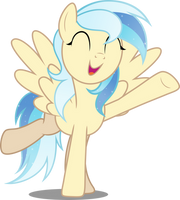 Happy Glittering Wave by DecPrincess