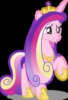 Princess Cadence (7 x 22) by DecPrincess
