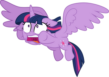 Freaked out Twilight