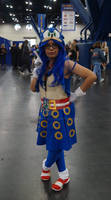 Sonic the cosplay apron 1st pic